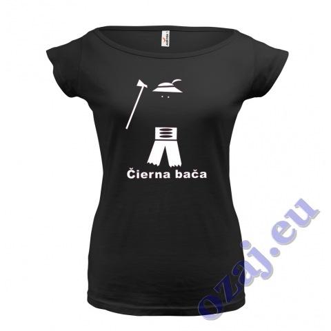 """Dámske tričko """"Čierna Bača"""""""