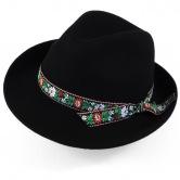 Pánsky ľudový klobúk