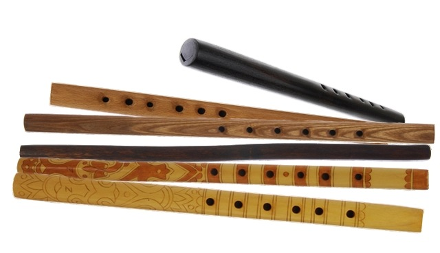ľudové hudobné nástroje pre folklóristov