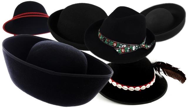 Krojové klobúky